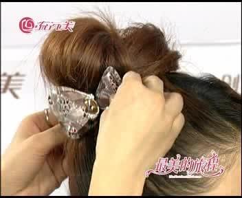 新娘盘发发型 韩国新娘发型