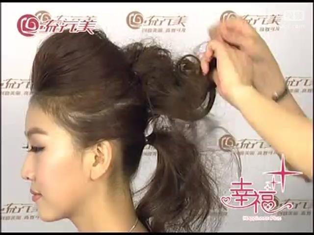 蜈蚣盘发器使用方法 蜈蚣盘发器_发型设计