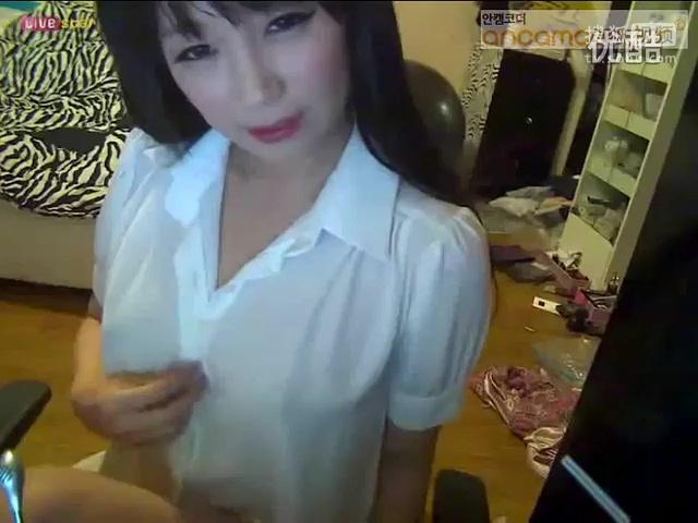 2013韩国最美女主播性感制服诱惑