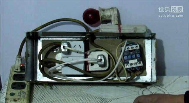 水泵无线遥控开关