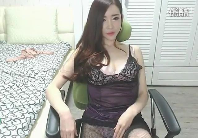 超漂亮韩国美女主播