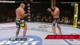UFC无限制格斗 2013 : UFC166重量级:贡扎加演梦幻组合拳胜KO乔丹