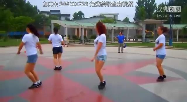 兔子舞广场舞16步少儿素材 兔子舞广场舞视频16步 兔子舞广场舞视频