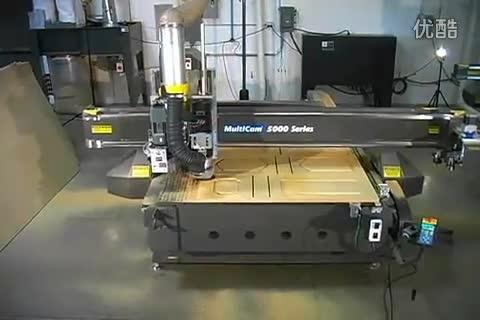 钻铣床改的雕刻机 维宏卡控制 三轴步进电机驱动