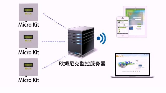 太阳能发电系统安装全过程视频 逆变器安装全过程