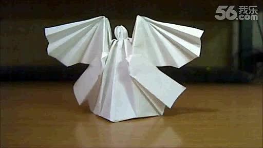 折纸大全视频 diy手工折纸立体.flv