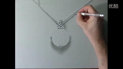 笔手绘视频教程