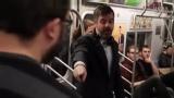 宝麟时时彩平台推荐:创意无限脱口秀-Talk Show Subway Car