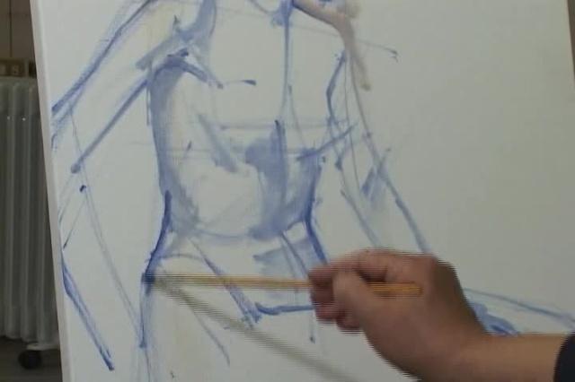 茧艺-001《跟傅兰克学画画》水彩画教程中文版-4