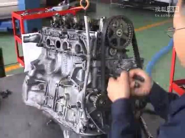 汽车维修视频教程(发动机安装vcd)