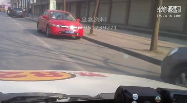 视频技巧之加减档操作与坡道定点停车起步技巧捷达