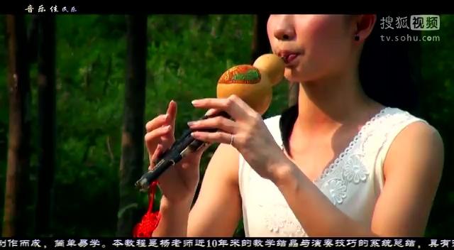 甜蜜蜜  梁洁漪演奏 音乐佳葫芦丝c调  音乐佳民族乐器厂葫芦丝批发