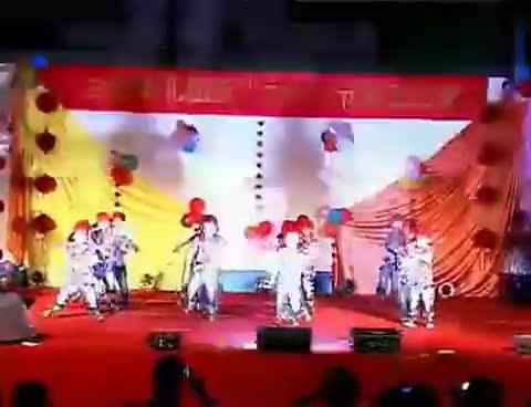 六一舞蹈视频大全 幼儿中班舞蹈《酷炫男孩》