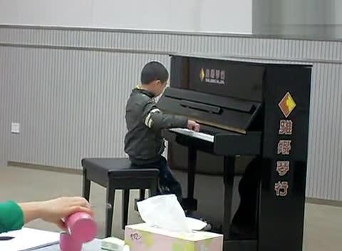 钢琴曲------山娃