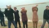 美女主管即兴教跳抓财舞——华能中天 华能岩棉、岩棉橡塑、亚龙岩棉、亚龙橡塑