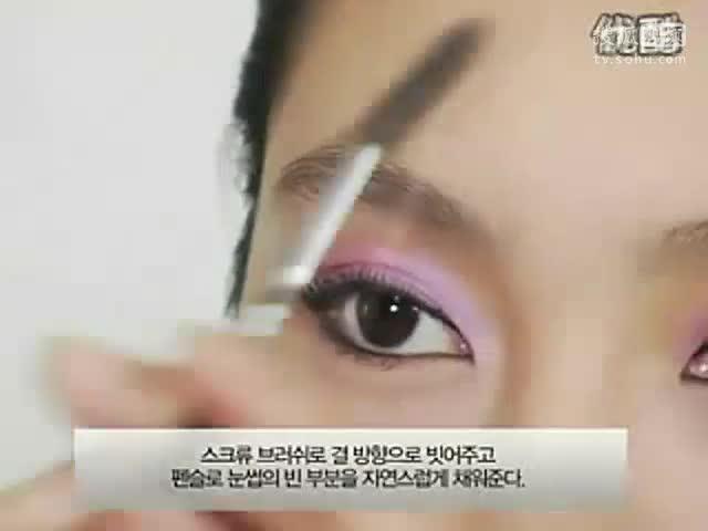 化妆步骤-视频