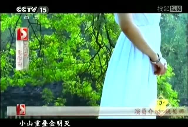 甄嬛传主题曲《菩萨蛮》