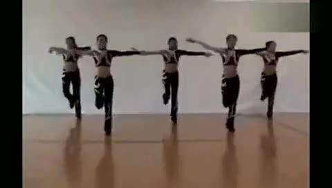 减肥瘦身舞蹈教学 怎么减小肚子 减肥操 简单易学