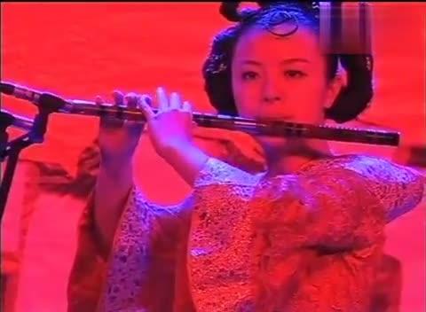 视频:笛子独奏《牧民新歌》