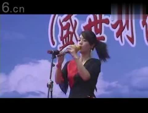 映山红简谱葫芦丝演奏-映山红葫芦丝演奏./映山红简谱