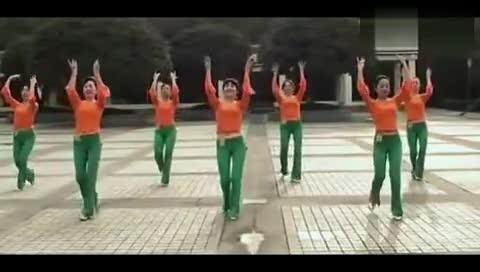周思平广场舞视频1080p