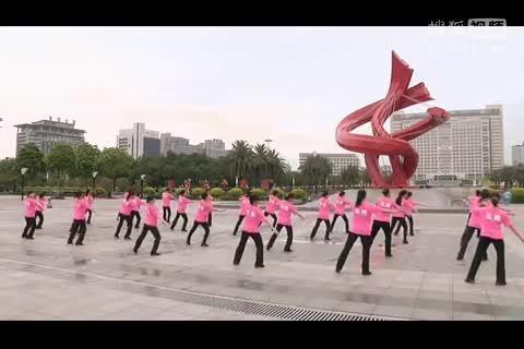 《中国梦》广场舞》
