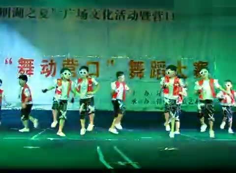 幼儿舞蹈 儿童舞蹈 骑马舞
