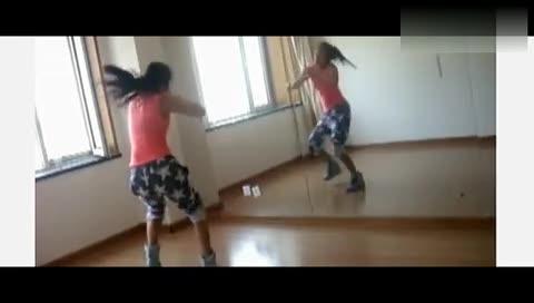 江映蓉crazy简单好看的性感爵士舞jazz舞蹈教学 庞琳[高清]