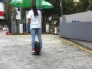 爬坡测试-动力强劲-IPS自平衡独轮车东莞总代
