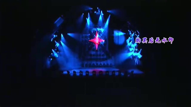 灯光秀开场晚会演出舞台led开场背景视频