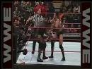 國職業摔角 卡巨石強森VS馬克
